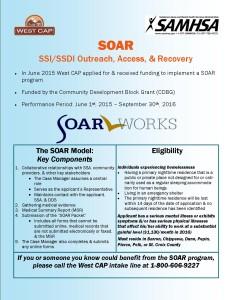 SOAR Information Flyer